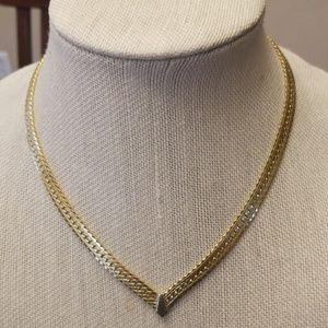 Vtg Napier Necklace